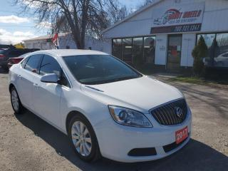 Used 2017 Buick Verano Base for sale in Barrie, ON