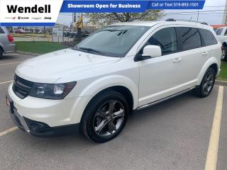 Used 2017 Dodge Journey Crossroad Nav/DVD for sale in Kitchener, ON