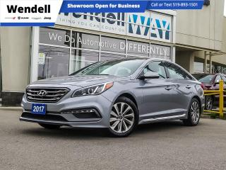 Used 2017 Hyundai Sonata Sport Tech/ Pano Roof for sale in Kitchener, ON