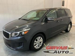 Used 2017 Kia Sedona LX Mags Caméra Sièges Chauffants 8 passagers for sale in Trois-Rivières, QC