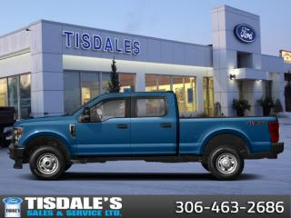 New 2021 Ford F-350 Super Duty Platinum  - Leather Seats for sale in Kindersley, SK