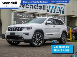 Used 2018 Jeep Grand Cherokee Limited Luxury Pano Roof/Nav for sale in Kitchener, ON