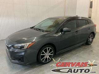 Used 2018 Subaru Impreza Sport AWD Hatch Toit Ouvrant Caméra Mags *Traction intégrale* for sale in Trois-Rivières, QC