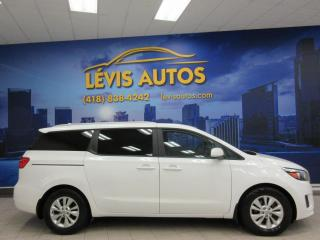 Used 2018 Kia Sedona LX +  8 PASSAGERS TOUT EQUIPE BANC CHAUF for sale in Lévis, QC