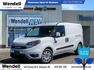 New 2021 RAM ProMaster City Cargo Van SLT for sale in Kitchener, ON