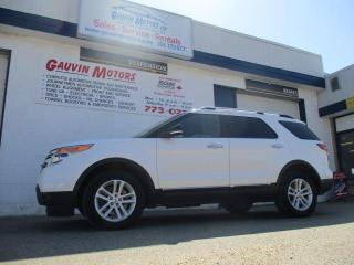 Used 2013 Ford Explorer XLT 3rd Row Seat, Leather, Pano Sunroof, Nav for sale in Swift Current, SK