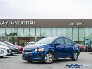Used 2013 Chevrolet Sonic LS Manual, Local for sale in Port Coquitlam, BC