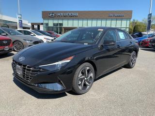 New 2021 Hyundai Elantra Ultimate w/Two-Tone Interior for sale in Port Coquitlam, BC