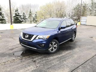 Used 2017 Nissan Pathfinder SV 4WD for sale in Cayuga, ON