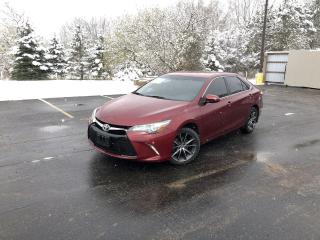 Used 2015 Toyota Camry XSE for sale in Cayuga, ON