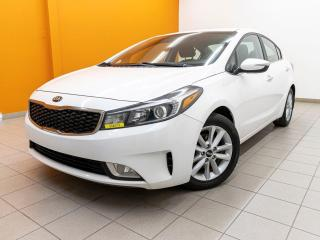 Used 2017 Kia Forte CAMÉRA CLIM MULTI ZONES SIÈGES CHAUFF *ANDROID* for sale in St-Jérôme, QC