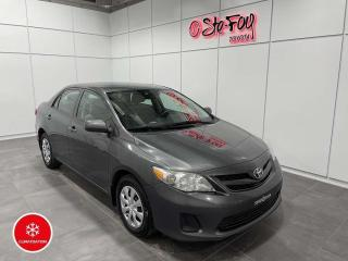 Used 2012 Toyota Corolla BERLINE - CE - MANUELLE for sale in Québec, QC