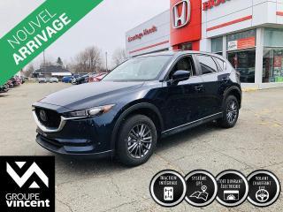 Used 2018 Mazda CX-5 GS AWD ** GARANTIE 10 ANS ** Bien équipé, fiable et sécuritaire! for sale in Shawinigan, QC
