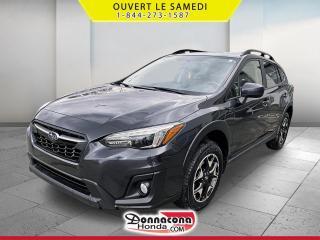 Used 2019 Subaru XV Crosstrek Sport *JAMAIS ACCIDENTE* for sale in Donnacona, QC