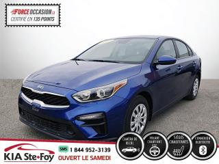 Used 2019 Kia Forte LX* SIEGES CHAUFFANTS* VOLANT CHAUFFANT* for sale in Québec, QC