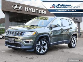Used 2019 Jeep Compass Limited 4X4 for sale in North Vancouver, BC