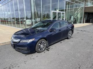 Used 2017 Acura TLX TECH CUIR NAVIGATION CAMERA RECUL for sale in Ste-Julie, QC