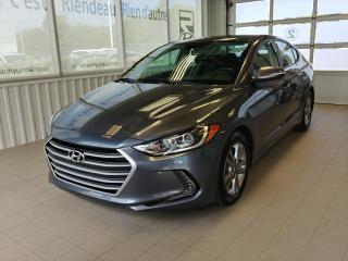 Used 2018 Hyundai Elantra GL Auto + CAMERA + DETECTEUR ANGLE MORT for sale in Ste-Julie, QC