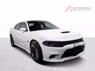 Used 2015 Dodge Charger SRT 392 Cuir Rouge Toit GPS Sièges Chauffants for sale in St-Hubert, QC