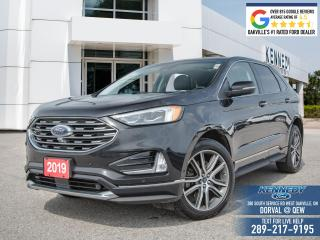 Used 2019 Ford Edge Titanium for sale in Oakville, ON