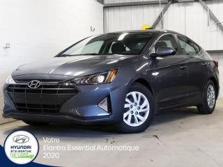 Used 2020 Hyundai Elantra Essential Automatique **WOW** for sale in Val-David, QC