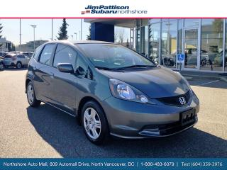 Used 2013 Honda Fit LX for sale in North Vancouver, BC