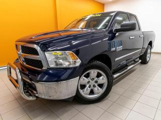 Used 2016 RAM 1500 SLT 4X4 ÉCRAN TACTILE BLUETOOTH *100% APPROUVÉ* for sale in Mirabel, QC