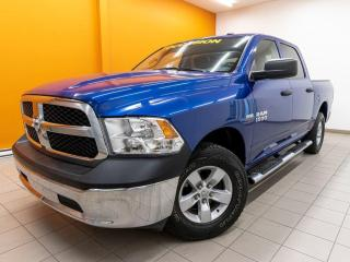 Used 2017 RAM 1500 ST CREW 4X4 V8 5.7L BLUETOOTH *100% APPROUVÉ* for sale in Mirabel, QC
