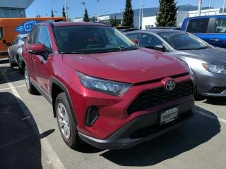 Used 2020 Toyota RAV4 LE AWD, Certified, No Accidents for sale in North Vancouver, BC