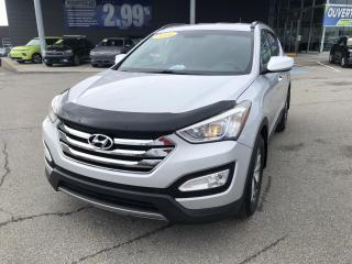 Used 2014 Hyundai Santa Fe Sport FWD 4dr 2.4L Premium,MAGS,A/C,CRUISE,BLUETOOTH for sale in Mirabel, QC