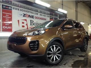 Used 2017 Kia Sportage SPORTAGE EX AWD DÉMARREUR A DISTANCE CAMÉRA for sale in Blainville, QC