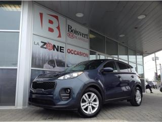 Used 2018 Kia Sportage SPORTAGE LX 19900 KM SEUL DÉMARREUR DISTANCE WOW! for sale in Blainville, QC