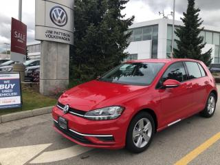 New 2021 Volkswagen Golf COMFORTLINE for sale in Surrey, BC
