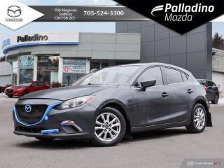 Used 2014 Mazda MAZDA3 GS-SKY - SELF CERTIFY for sale in Sudbury, ON