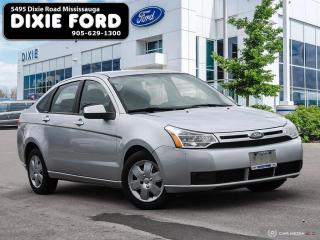 Used 2010 Ford Focus SE for sale in Mississauga, ON