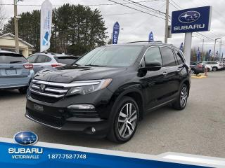 Used 2018 Honda Pilot Pilot Touring 7 Passagers DVD for sale in Victoriaville, QC