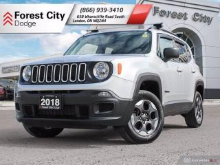 Used 2018 Jeep Renegade Sport for sale in London, ON