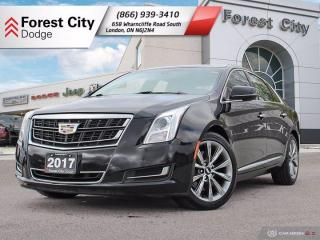 Used 2017 Cadillac XTS Base for sale in London, ON