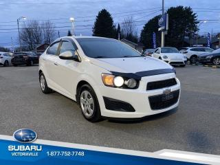 Used 2012 Chevrolet Sonic Sonic LT for sale in Victoriaville, QC