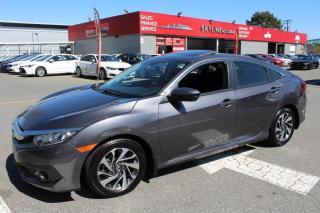 Used 2018 Honda Civic Sedan EX CVT w/Honda Sensing for sale in Surrey, BC