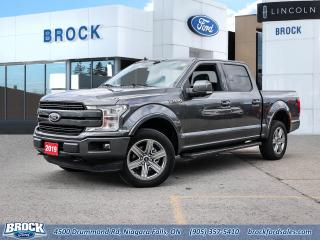 Used 2019 Ford F-150 Lariat for sale in Niagara Falls, ON