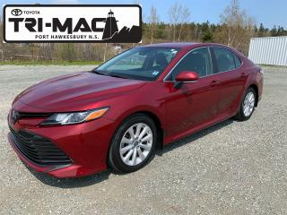 Used 2019 Toyota Camry LE, ALLOYS, POWER SEAT for sale in Port Hawkesbury, NS