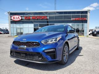 New 2021 Kia Forte GT Limited for sale in Sarnia, ON