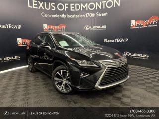 Used 2017 Lexus RX 350 Luxury Package for sale in Edmonton, AB
