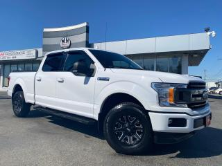Used 2018 Ford F-150 SPORT LB 4WD ECO-BOOST NAVI SUNROOF MAX-TOW for sale in Langley, BC