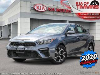 New 2020 Kia Forte EX for sale in Timmins, ON