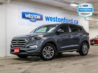 Used 2016 Hyundai Tucson Premium+CAMERA+HEATED SEATS+BLIND SPOT MONITOR for sale in Toronto, ON