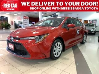 New 2021 Toyota Corolla AUTO LE Corolla LE CVT|APX 00 for sale in Mississauga, ON