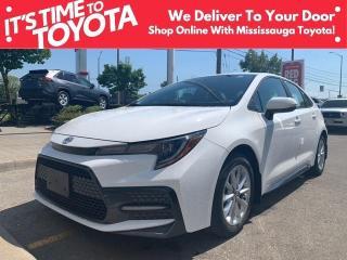 New 2021 Toyota Corolla SE CVT COROLLA SE CVT for sale in Mississauga, ON