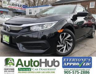 Used 2016 Honda Civic EX/Sunroof/Back Up Cam! for sale in Hamilton, ON